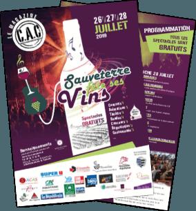 Sauveterre Fête ses Vins 2019