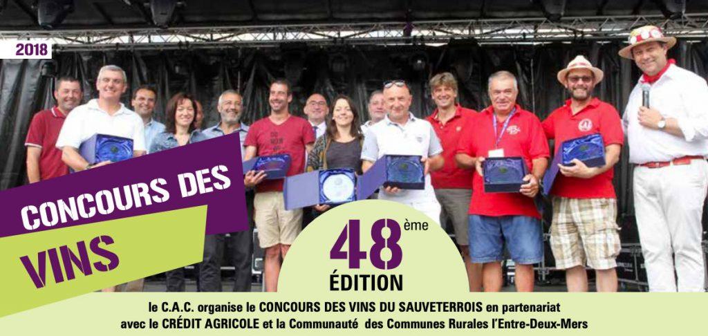 48eme Edition Du Concours Des Vins